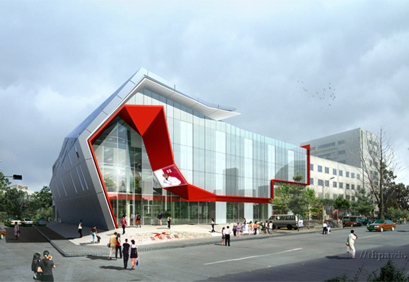 // Xueci Hospital @ Shenyang