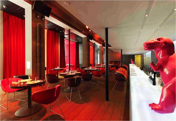 // Super Ganbei Restaurant @ UCCA Beijing