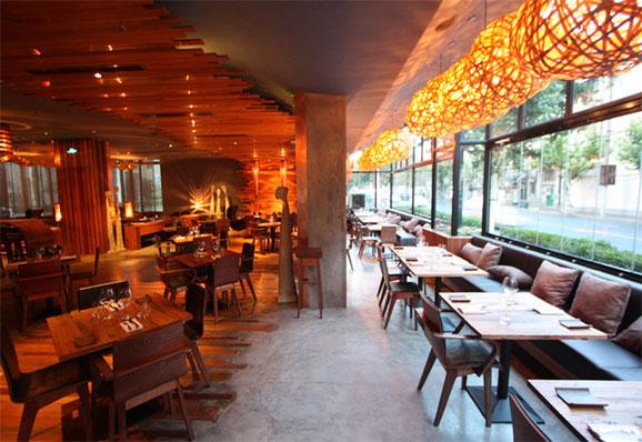 // Cuivre Restaurant @ Shanghai