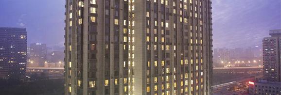 // BJH Intl Residential @ Dongzhimen Beijing