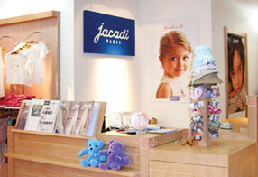 // Jacadi Paris Kidwear Boutique @ Shenyang